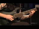 Andy James plays Diary of Hell's Guitar for EMGtv