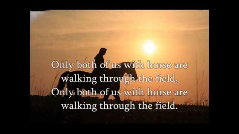 Любэ Выйду ночью в поле с конём eng subs
