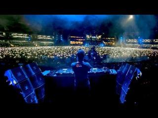 Dr. Dre ft. Snoop Dogg - Still . (W&W Festival Mix) / Live @ HARDWELL World Biggest Guest List.