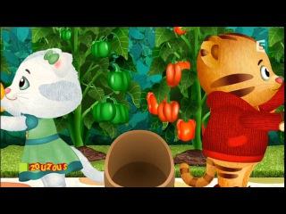 Le village de Dany - Les gouteurs de légumes