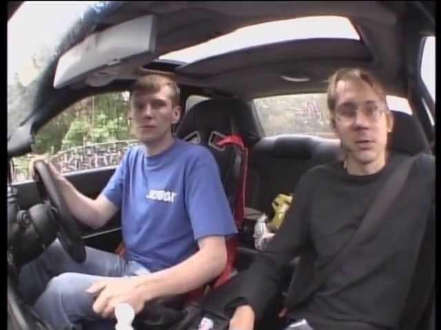 Драйв тест Nissan Skyline GTR в Коробке передач 80 эфир 26 06 2005