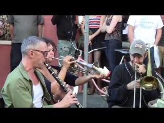 Tuba Skinny with Shaye Cohn on Piano