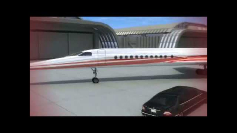 Aerion Corporation Supersonic Business Jet