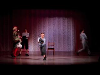 Majestic Dance Show - шоу номера 2015 Бабушка Джексон-микс Зайчата Матрица