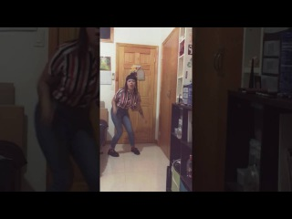 Dancing traditional ska* rub up push up* by Justin Hinds