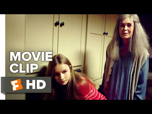 The Visit Movie CLIP Clean the Oven 2015 Ed Oxenbould Olivia DeJonge Movie HD