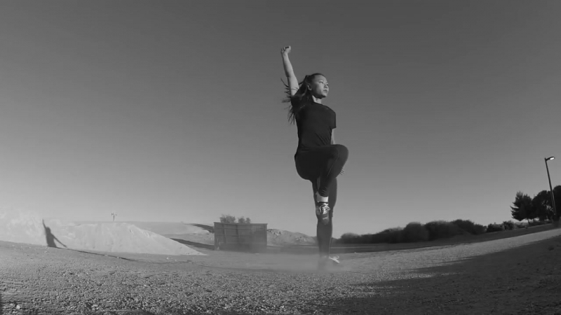 WUSHU TUTORIAL Back Sweep Kick by Jade Xu