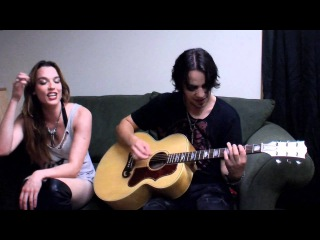 Halestorm - Here's to Us Guitar Tutorial