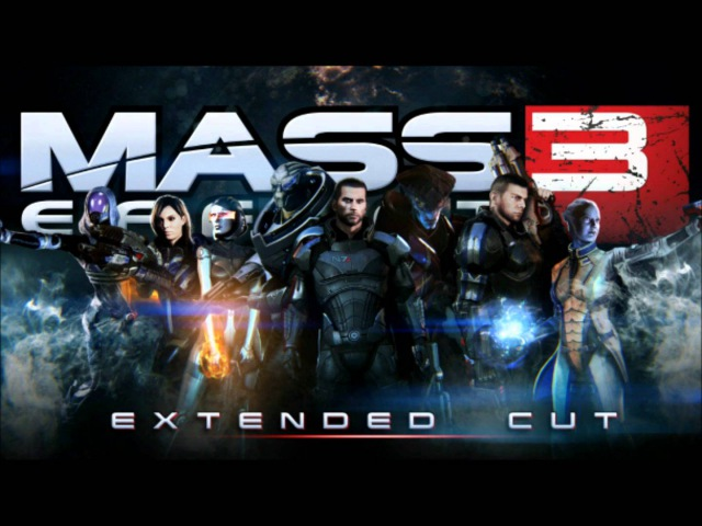 Mass Effect 3 An End Once And For All Extended Cut Soundtrack