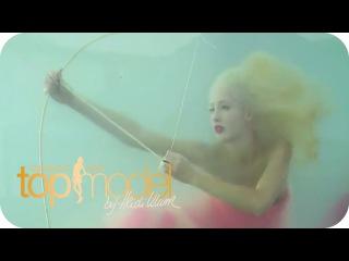 Kiki, die kleine Mermaid | Germany's next Topmodel 2015 | ProSieben