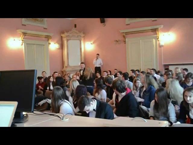 Szokujący egzamin na UMCS Shocking exam at a Polish university