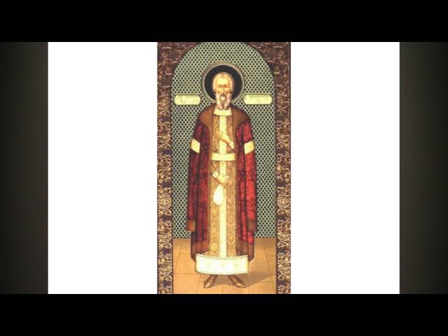 Жития святых - Праведный Филарет Милостивый