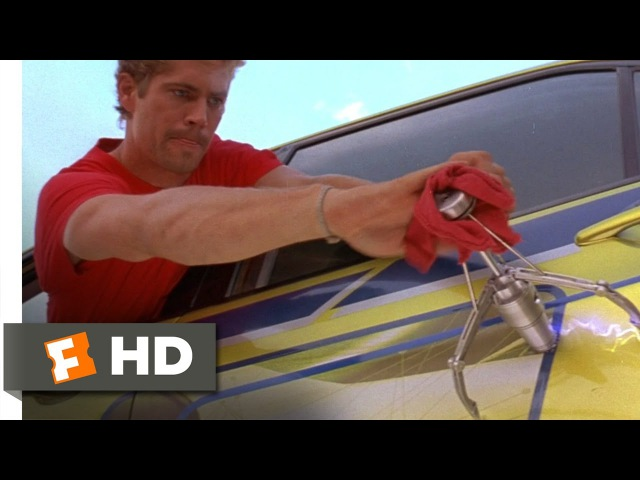 2 Fast 2 Furious 2003 Harpooned by the Cops Scene 7 9 Movieclips