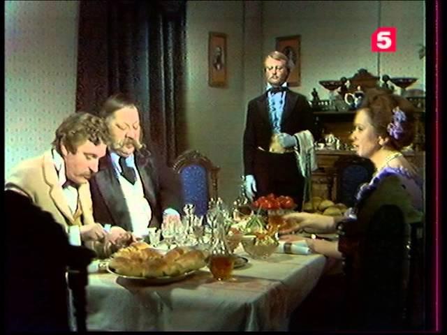 Бабье царство телеспектакль по А П Чехову ЛенТВ 1976 г