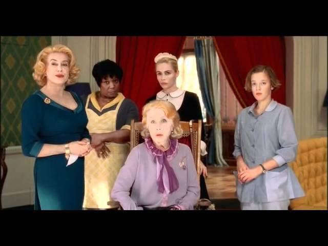 8 женщин - Изабель Юппер - (8 femmes - Isabelle Huppert)