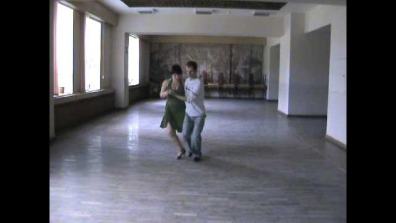 Searge Elen - Milonga Saragina rumba. Improvisation