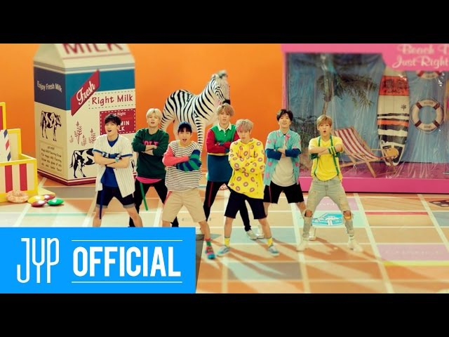 GOT7 Just right(딱 좋아) M/V