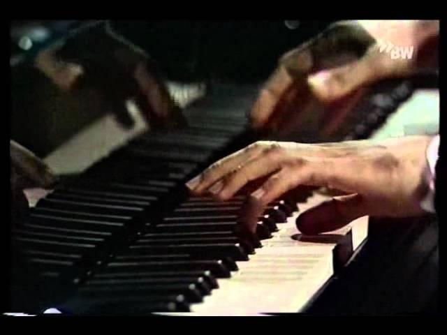 Youri Egorov TV Recital, Part 1 - Schumann Carnaval