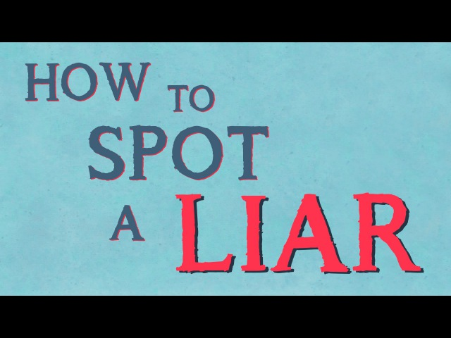 The language of lying Noah Zandan