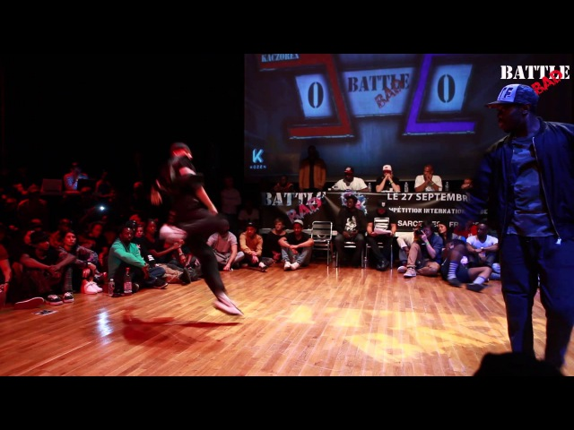 Battle BAD 2015 - KACZOREX vs ASTON - POPPING TOP 16