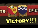 Clash of Clans MAX CLAN FACEOFF! 10 vs 10 DID WE WIN