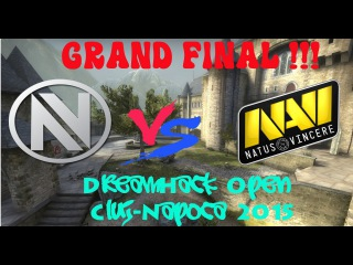 EnVyUs vs. Natus Vincere DreamHack Open Cluj-Napoca GRAND FINAL de_cobblestone