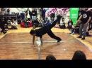 BBOY TRYX DAVID United Skillz vs FOG SNB 1 4 Final 2x2 All Styles Vol 1