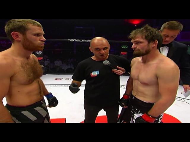 Sayd-Hamzat Avkhadov vs. Anatoliy Pokrovsky