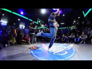 xNVR9xHip-Hop PRO 1/4x Густяков Сергей vs Ludok