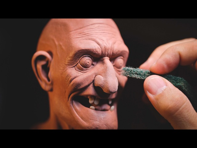 Chris Vierra How to Sculpt a Stylized Character *Preview*