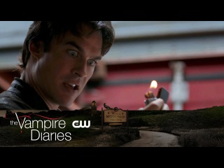 The Vampire Diaries | Inside: Postcards from the Edge | The CW