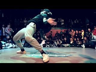 Snu Dee Deerockz vs Milo  | Hip Hop Dance Battle | Samurai Dance Battle | Snooty Tube