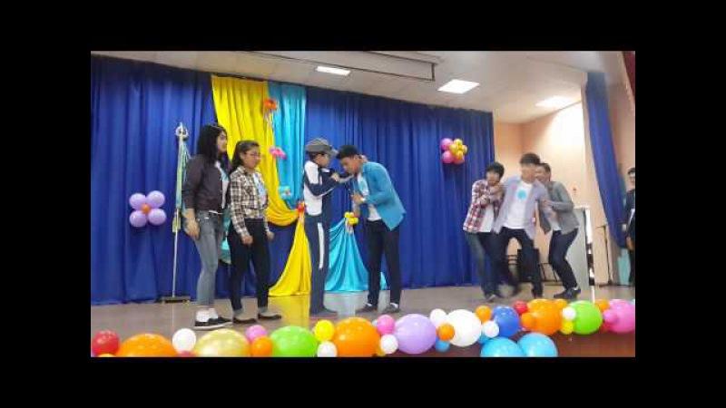 Серпін 2050 Шағалалы агробизнес колледжінің Қазы қарта жайдарман командасы