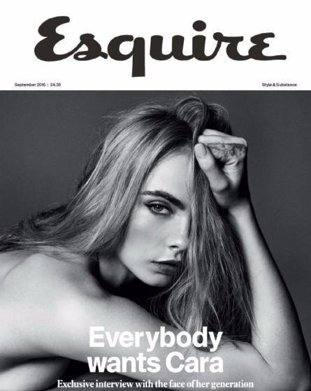 Esquire UK - September 2016