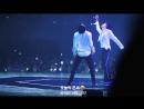 160722 EXOrDium Cocert SEHUN DANCE 엑소디움 콘서트 물속에서 춤추는 섹시한 세훈이ㅠㅠㅠ