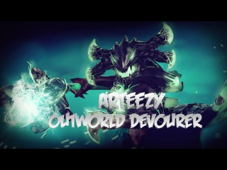 Arteezy - Outworld Devourer RAMPAGE!!!
