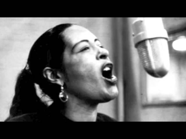 Billie Holiday Ain't Misbehavin'