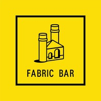 Логотип FABRIC BAR