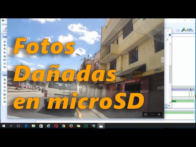 Cómo reparar una microSD Parte 3 GadgWare