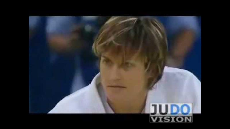 JUDO 2008 Olympics Ylenia Scapin ITA Anaysi Hernandez CUB