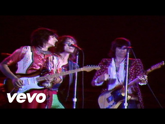 The Rolling Stones Wild Horses Live