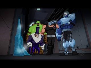Batman Unlimited: Mech vs. Mutants EXCLUSIVE CLIP