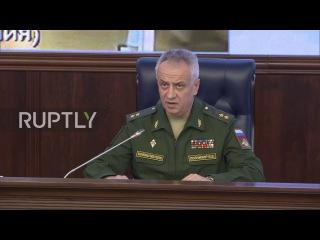 Россия: Москва призывает к 48-часовой продлении Сирии прекращения огня.