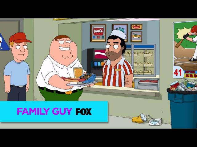 Гриффины Family Guy Промо Sneak Peek Scammed Yankees Сезон 14 Серия 0 1 2 3 4 5 6 7 8 9 10 11 12 13 15