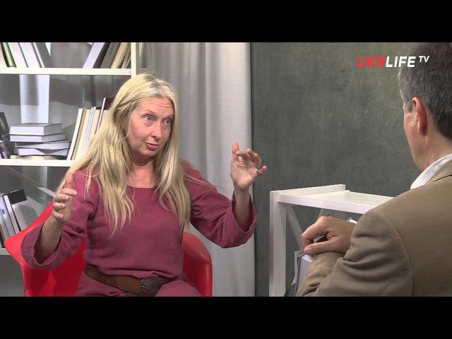 Дух і літера Інтерв'ю з Вікторією Польовою