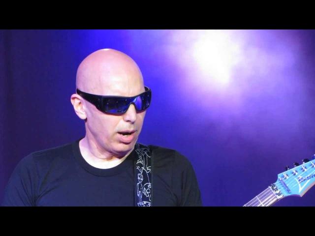 Joe Satriani The crush of love HD Live at Trezzo sull'Adda MI 30 05 2013