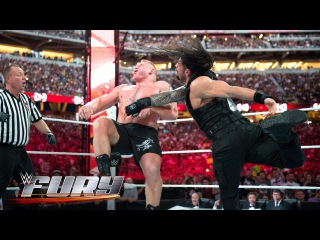 #My1 Roman Reigns' 20 strongest Superman Punches: WWE Fury