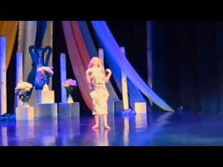 """Восточные танцы в Житомире! ♔ Академия """"HOT ARABIAN DANCE""""™.Николус Валерия!1 Место!"""