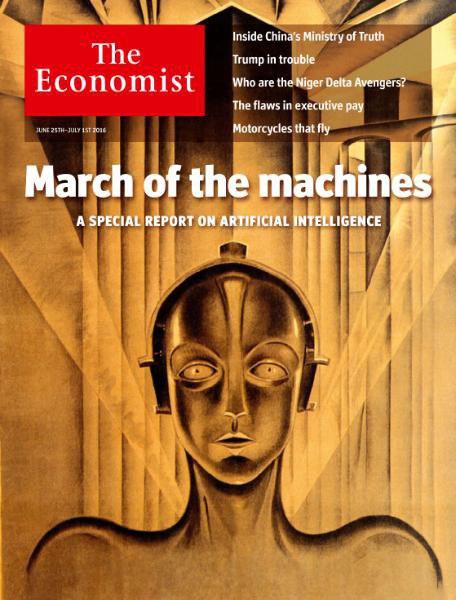 The Economist - JUNE 25TH - JULY 1ST 2016 {{ERTB}}