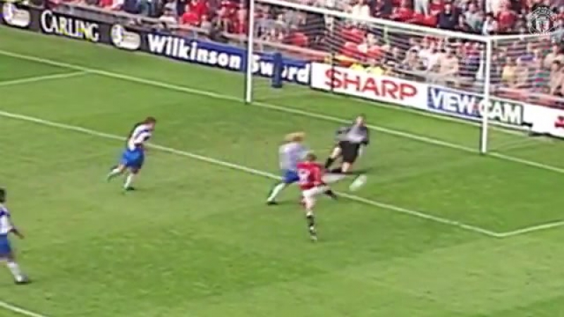 Off the bench and on the scoresheet typical Ole Gunnar Solskjaer on his MUFC debut 20 years ago today!